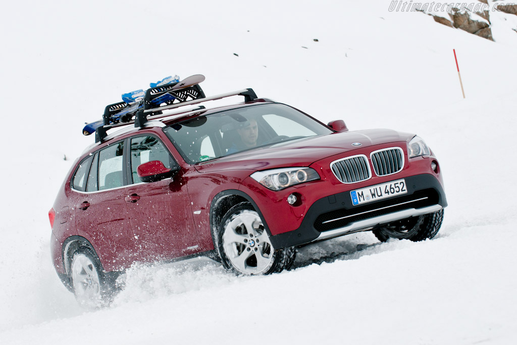 Click here to open the BMW X1 xDrive28i gallery
