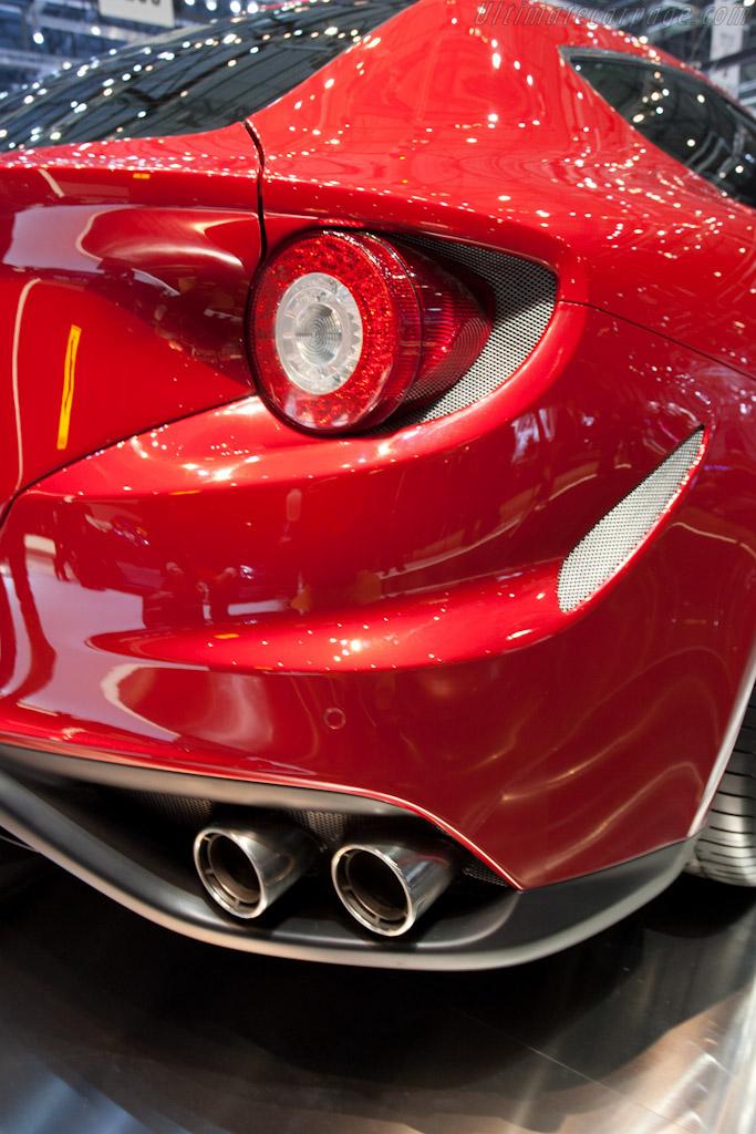 Ferrari FF   - 2011 Geneva International Motor Show