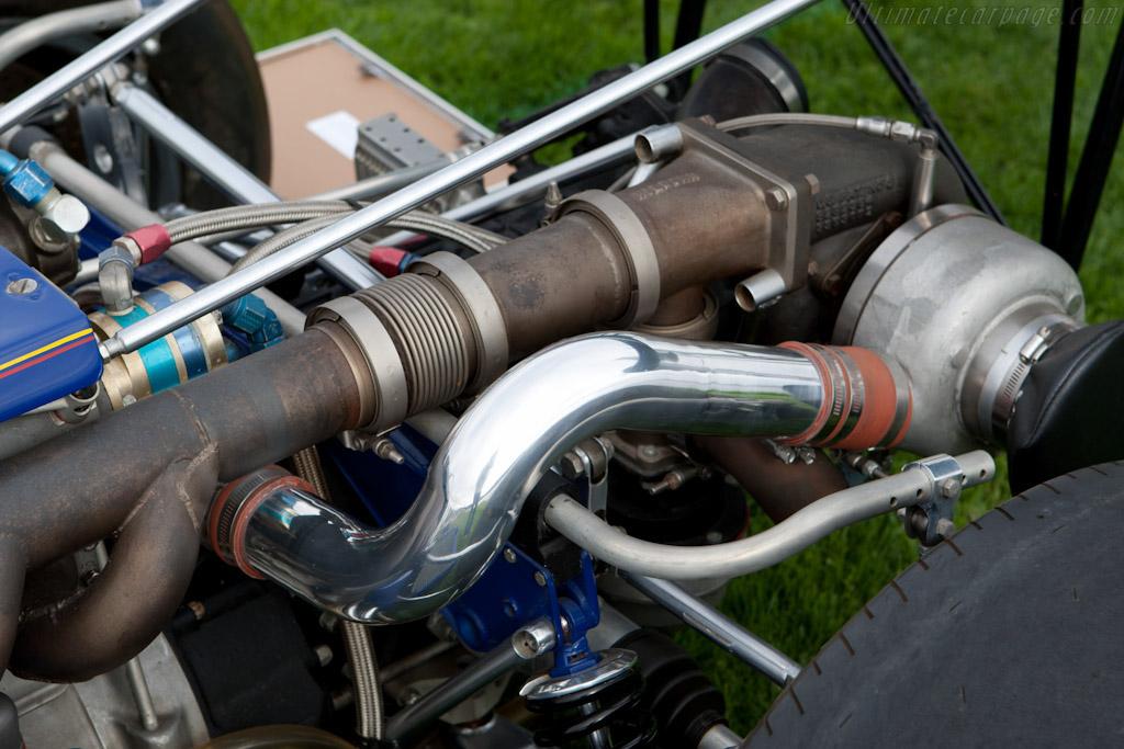 McLaren M16B Offenhauser - Chassis: M16B/1   - 2010 Pebble Beach Concours d'Elegance