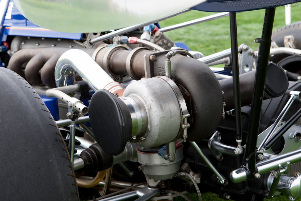 McLaren M16B Offenhauser - Chassis: M16B/1   - 2010 Pebble Beach Concours d'Elegance