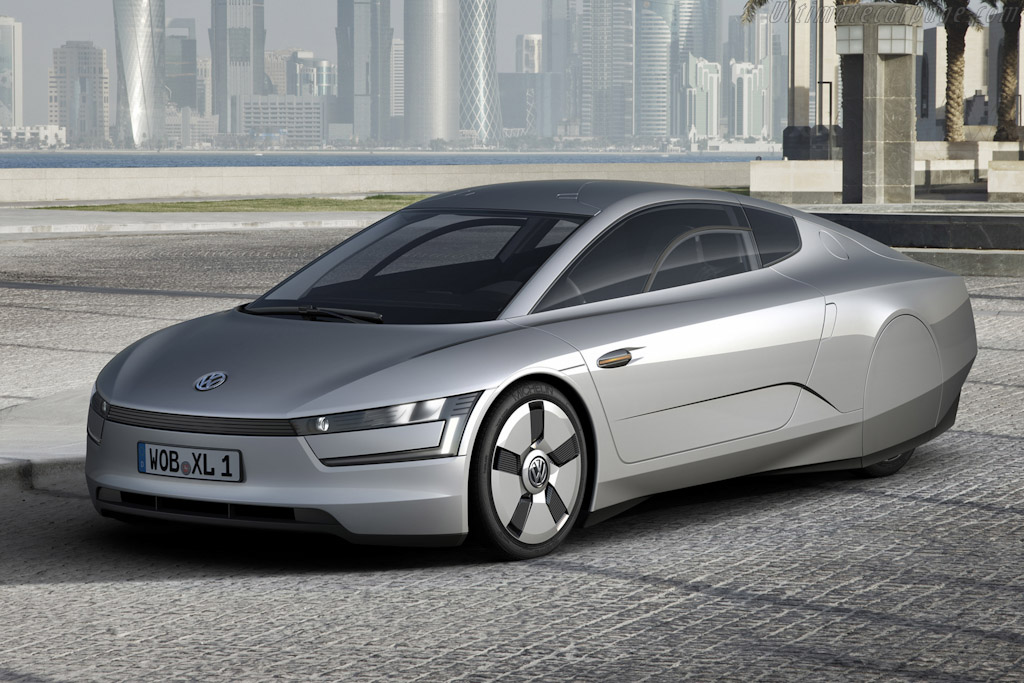 Click here to open the Volkswagen XL1 Concept gallery