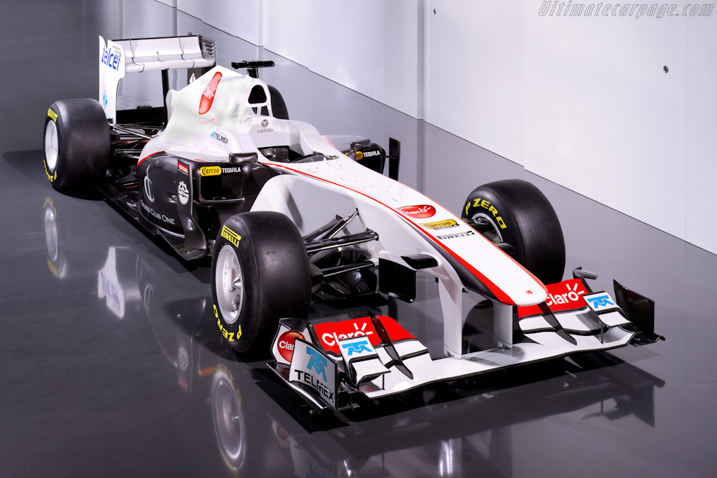 Click here to open the Sauber C30 Ferrari gallery