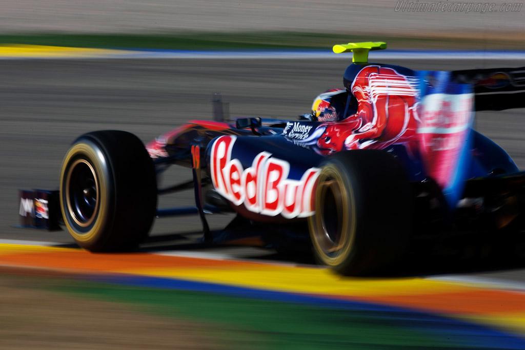 Toro Rosso STR6 Ferrari