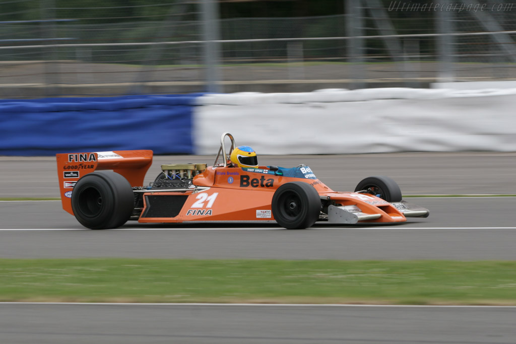 Surtees TS20 Cosworth - Chassis: TS20-01   - 2005 Silverstone Classic