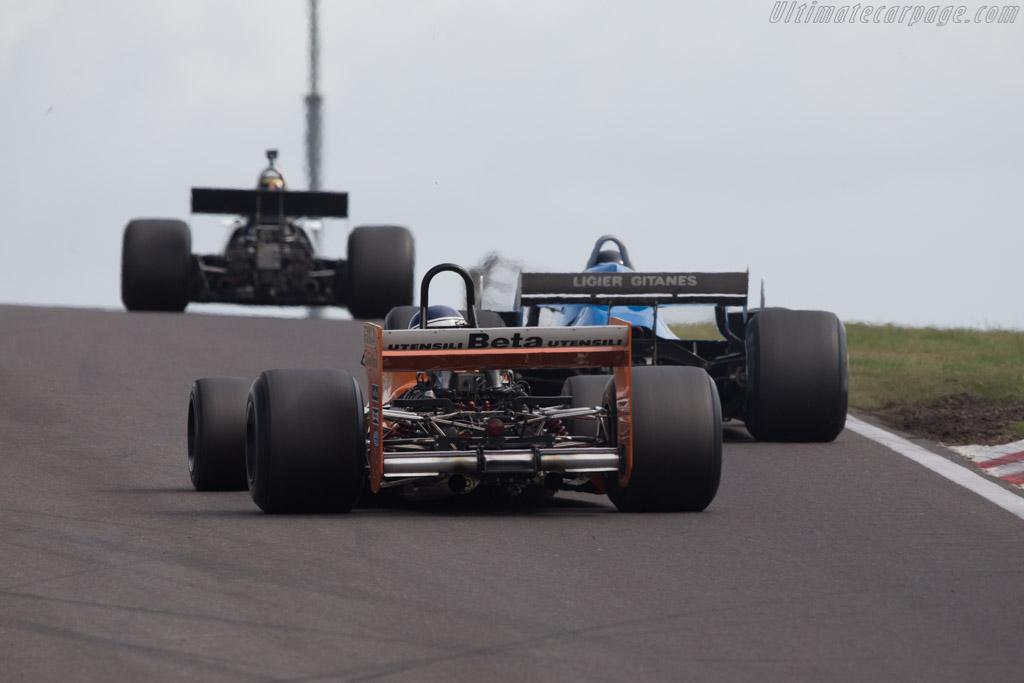 Surtees TS20 Cosworth - Chassis: TS20-01   - 2014 Historic Grand Prix Zandvoort