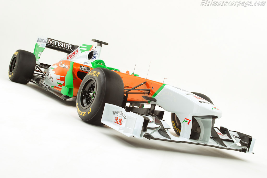 Click here to open the Force India VJM04 Mercedes gallery