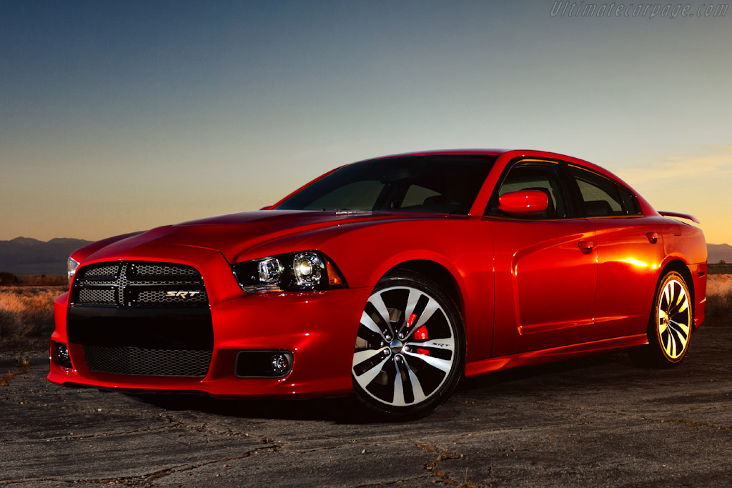 Click here to open the Dodge Charger SRT8 gallery