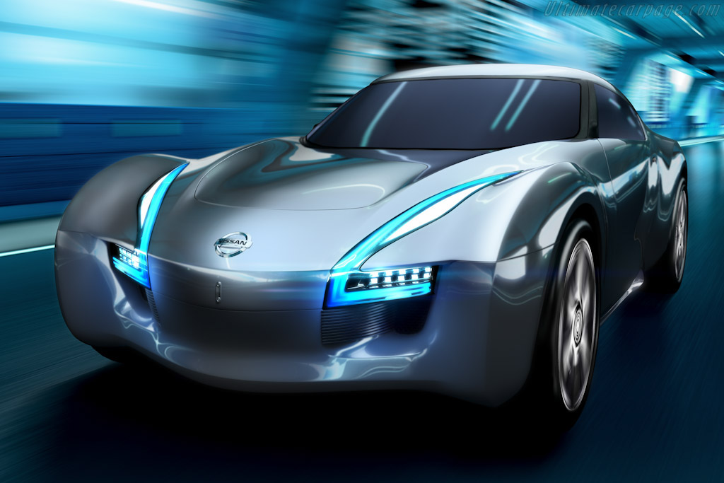 Click here to open the Nissan ESFLOW Concept gallery
