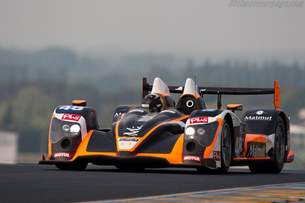Oreca 03 Nissan - Chassis: 03  - 2011 Le Mans Test