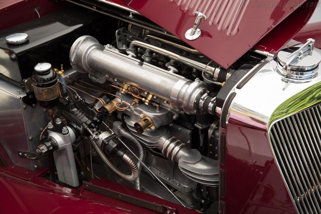 Squire 1500 Ranelagh Tourer - Chassis: 1501   - 2016 Concorso d'Eleganza Villa d'Este
