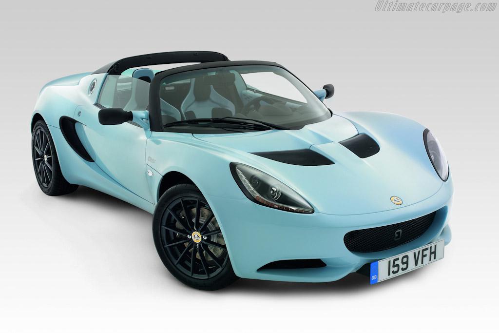 Lotus Elise S2 Club Racer