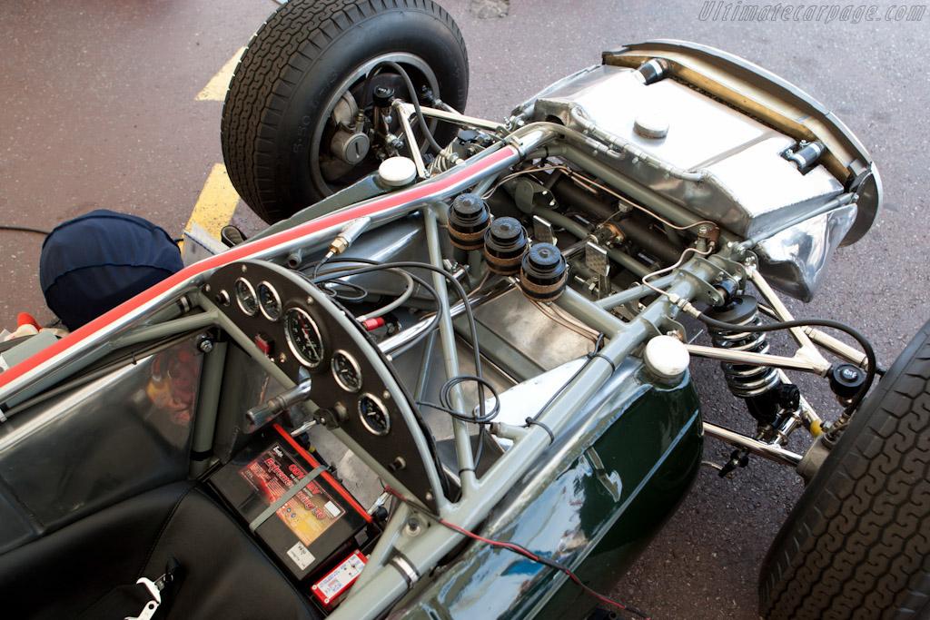 Cooper T60 Climax - Chassis: F1-17-61   - 2010 Monaco Historic Grand Prix