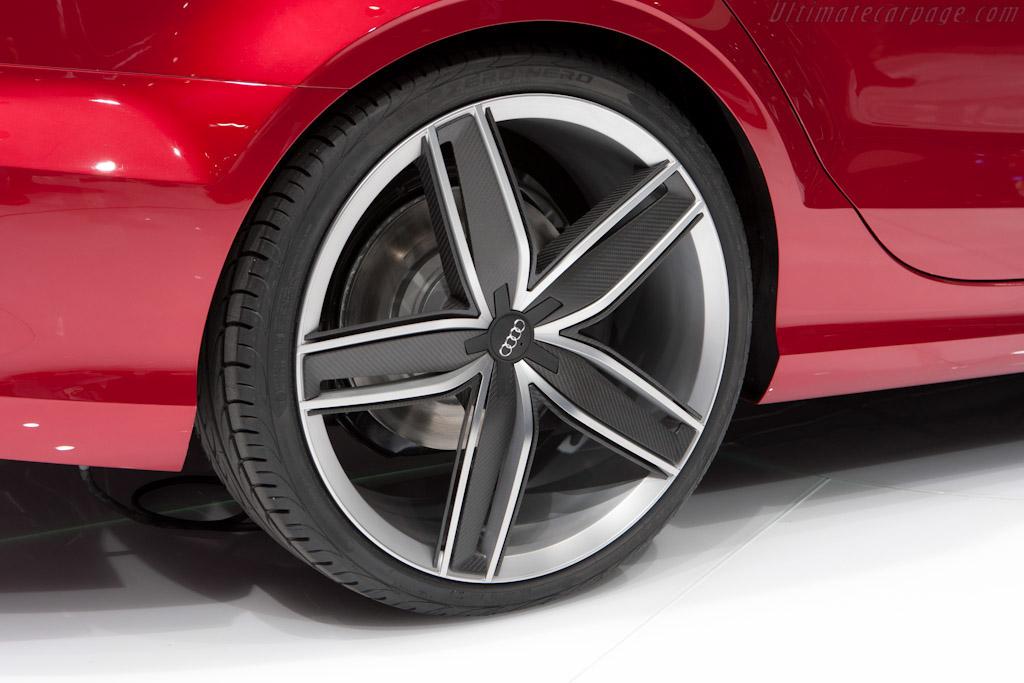 Audi A3 Concept    - 2011 Geneva International Motor Show