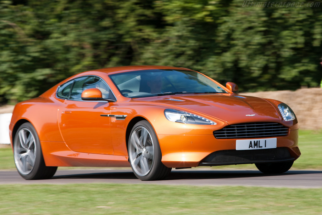 Click here to open the Aston Martin Virage gallery
