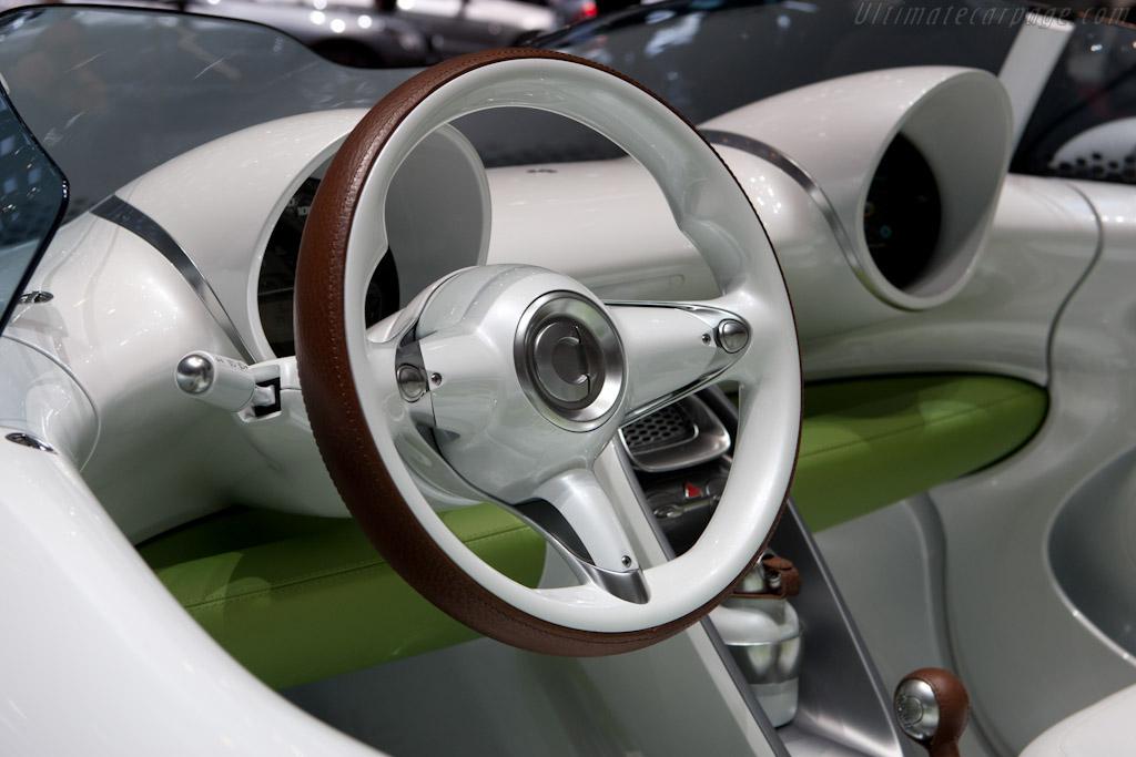 Smart Forspeed Concept    - 2011 Geneva International Motor Show
