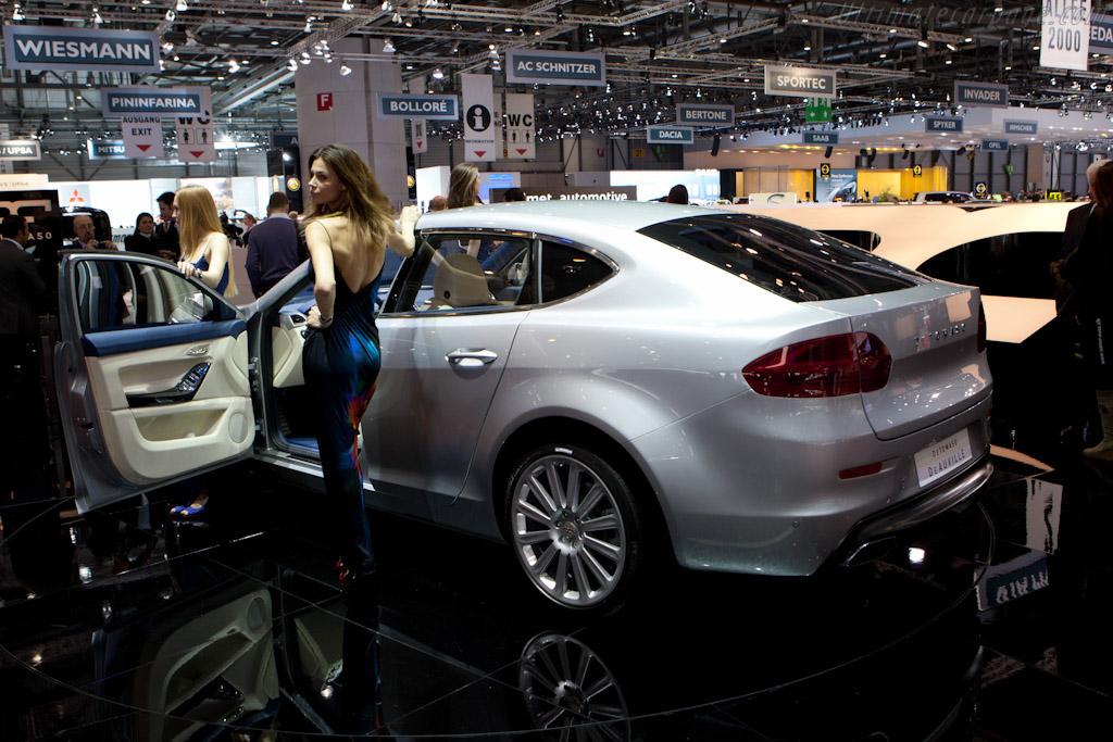 DeTomaso Deauville    - 2011 Geneva International Motor Show