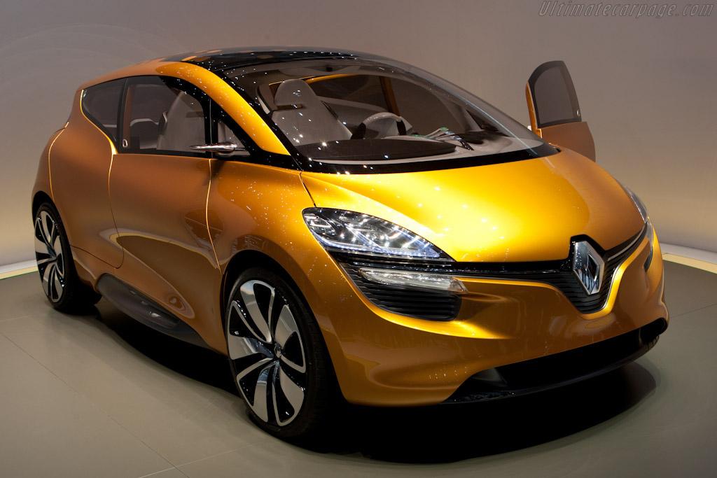Renault R-Space Concept    - 2011 Geneva International Motor Show