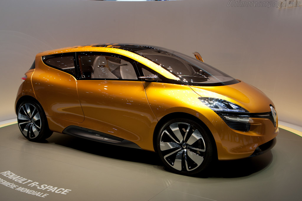 Click here to open the Renault R-Space Concept gallery