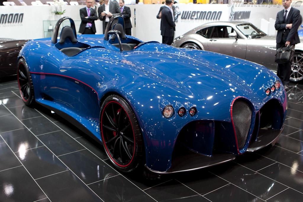 Wiesmann Spyder Concept    - 2011 Geneva International Motor Show