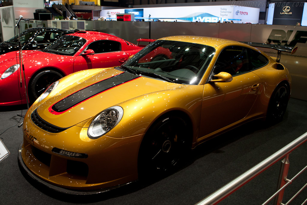Click here to open the RUF RT 12 R gallery