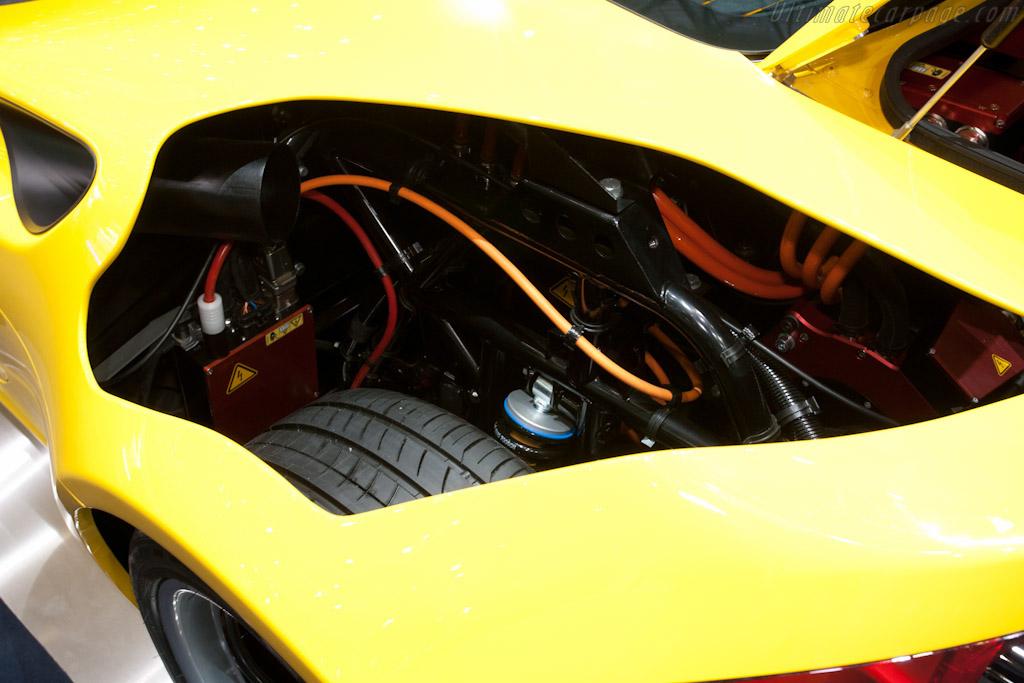 Artega SE    - 2011 Geneva International Motor Show