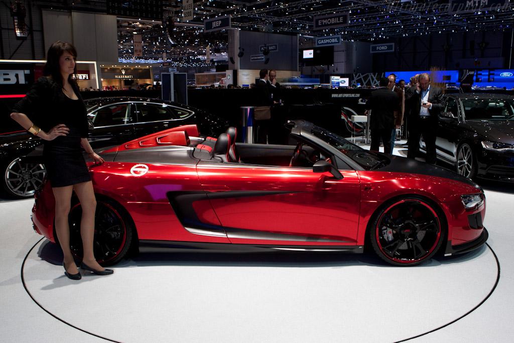 ABT R8 GT S    - 2011 Geneva International Motor Show