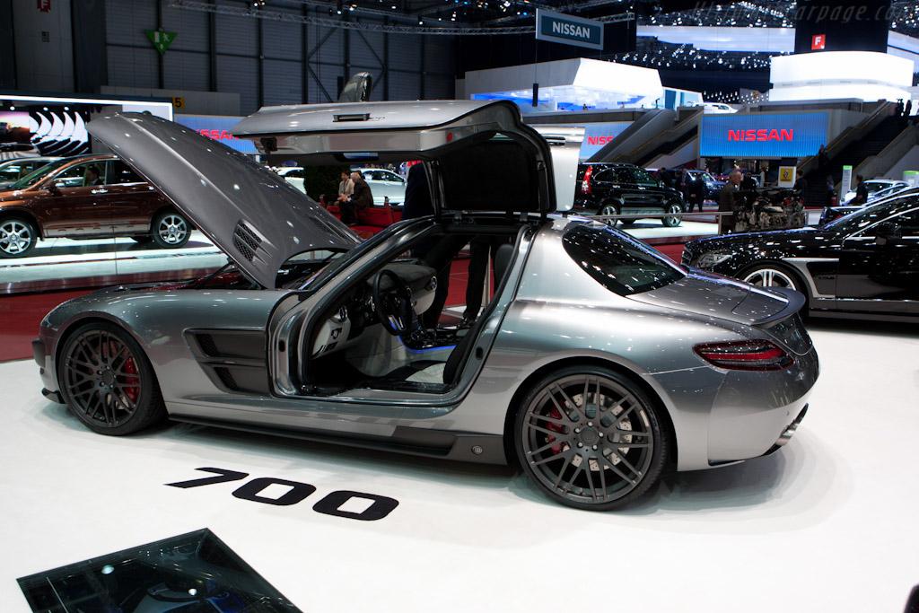Brabus 700 Biturbo    - 2011 Geneva International Motor Show