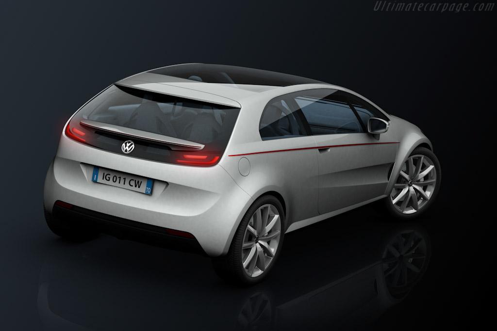 Volkswagen TEX Concept