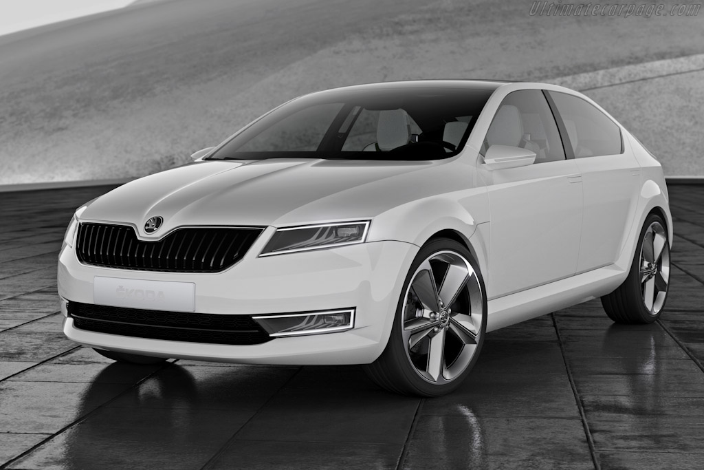 Click here to open the Skoda Vision D Concept gallery