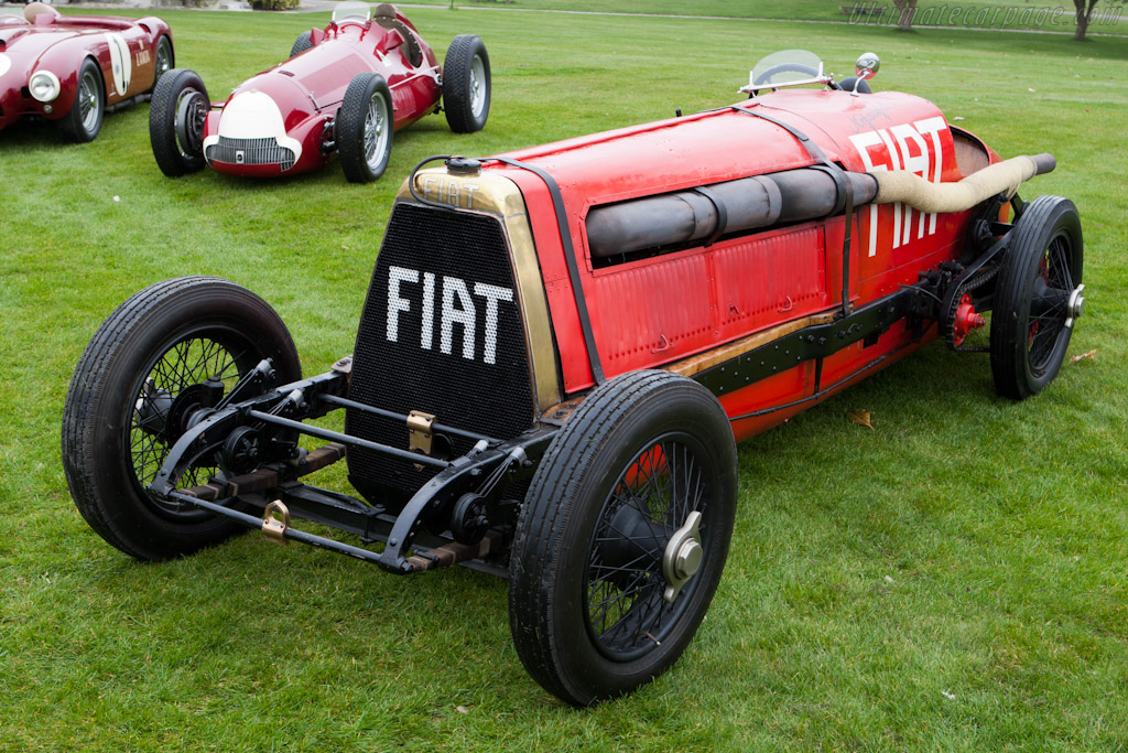 Fiat Mephistopheles    - 2011 Goodwood Preview