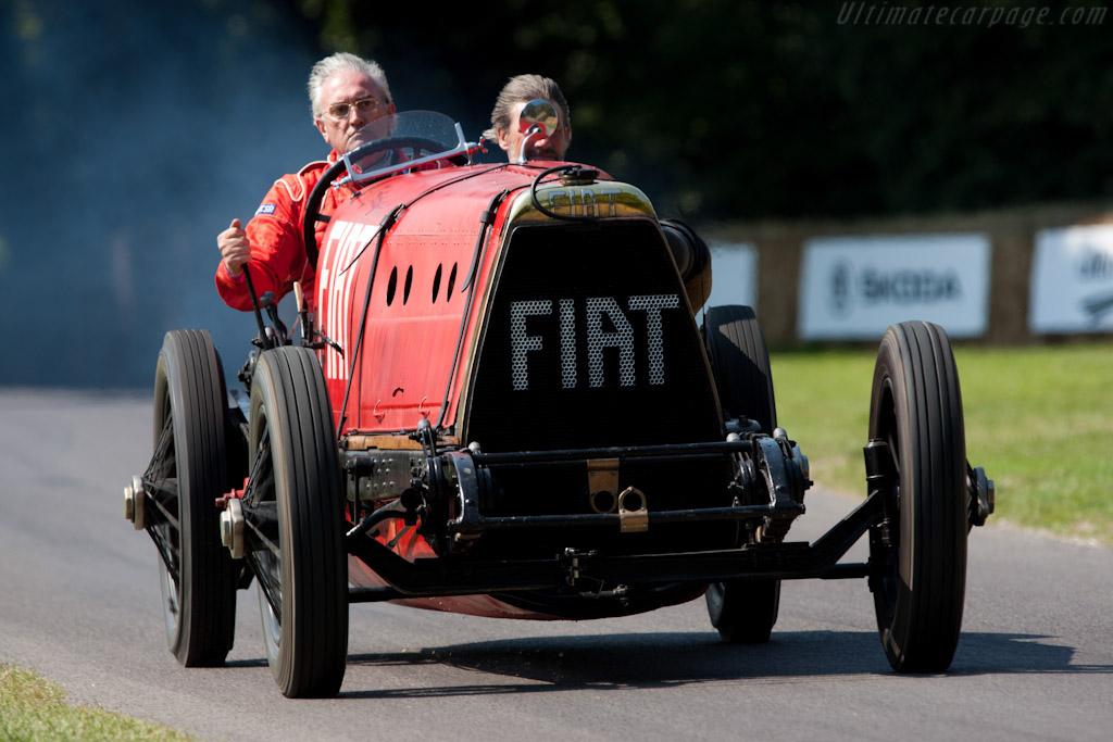Fiat Mephistopheles    - 2011 Goodwood Festival of Speed