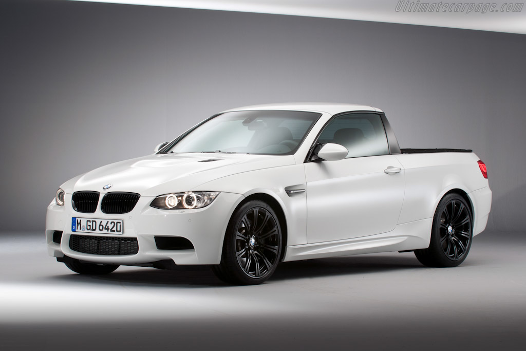 Click here to open the BMW E92 M3 Pickup gallery