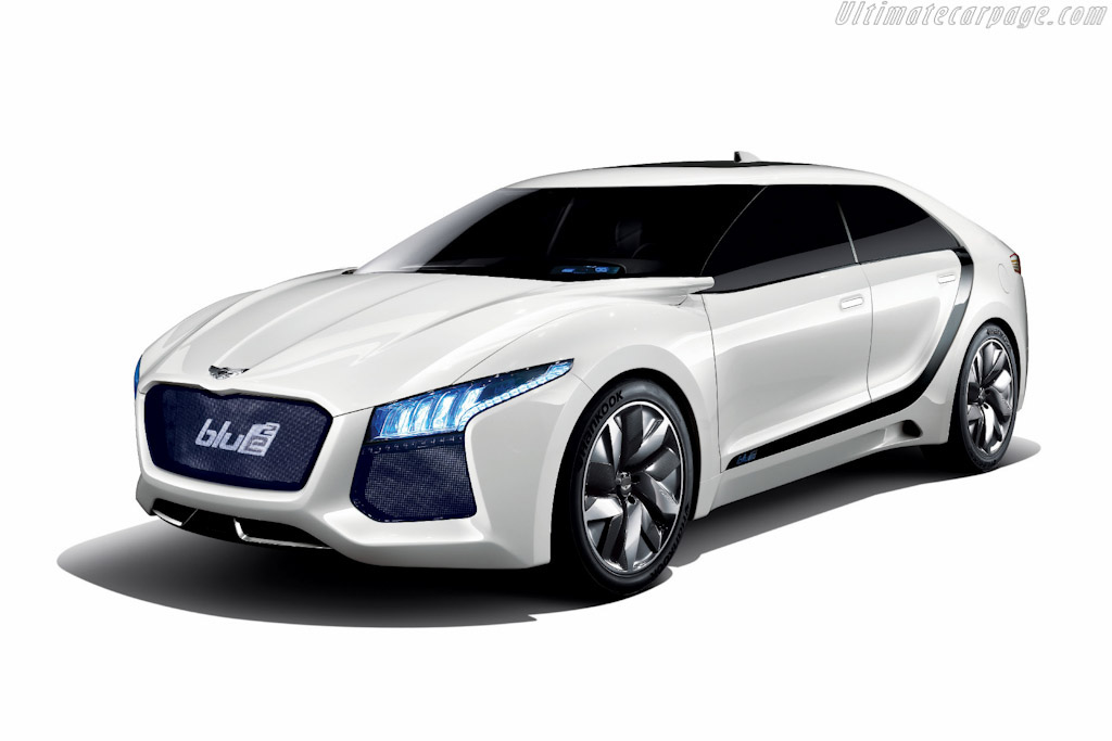 Click here to open the Hyundai Blue2 Concept gallery