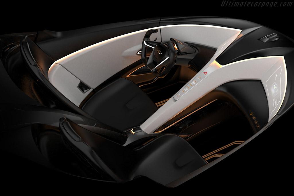 Chevrolet Mi-ray Roadster Concept