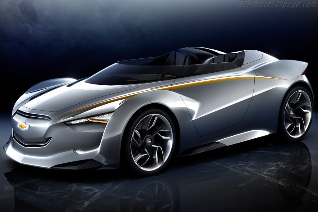 Click here to open the Chevrolet Mi-ray Roadster Concept gallery