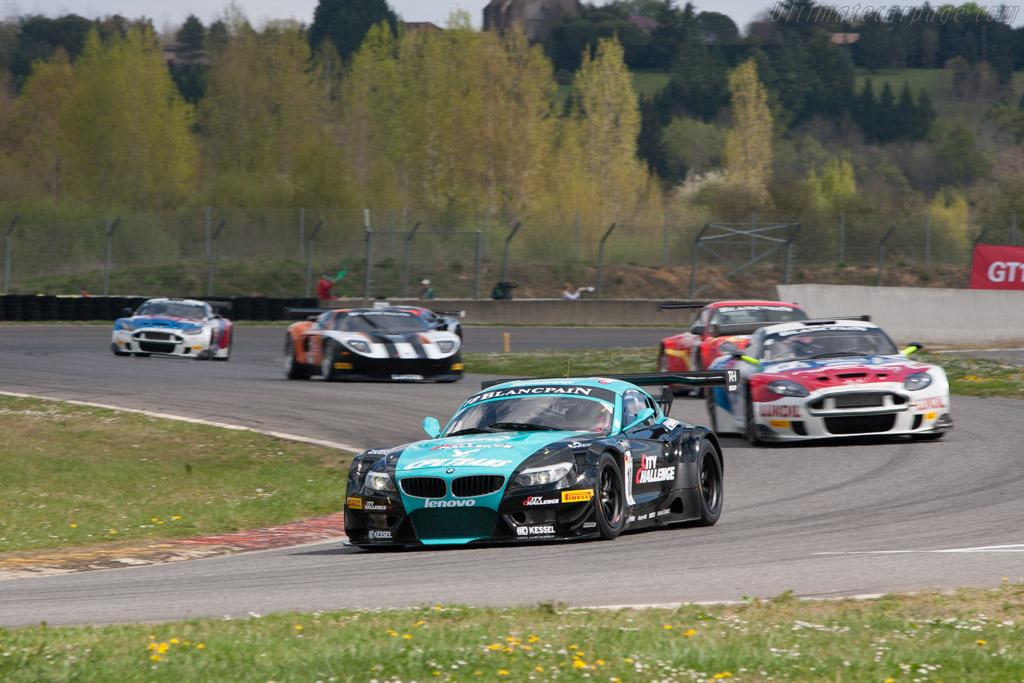 BMW Z4 GT3    - 2012 Coupes de Paques