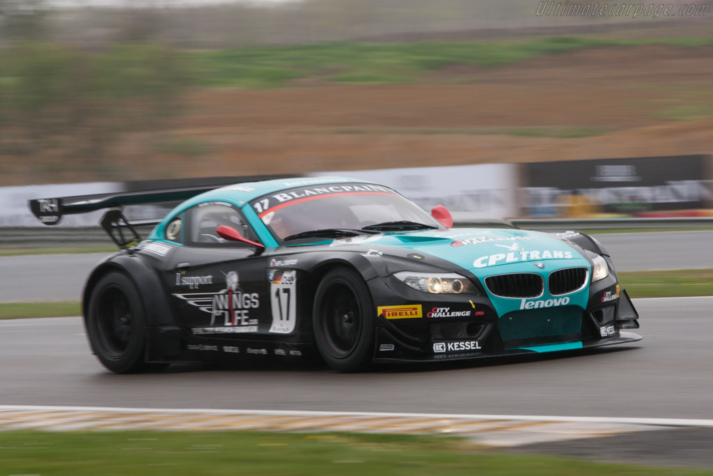 2011 Bmw Z4 Gt3 Images Specifications And Information