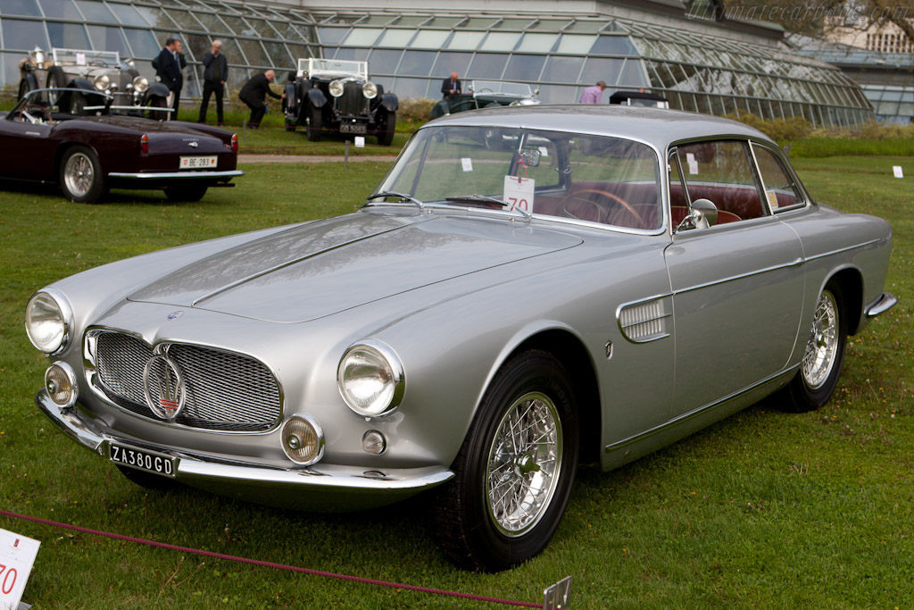 Click here to open the Maserati A6G/54 2000 Allemano Coupe gallery