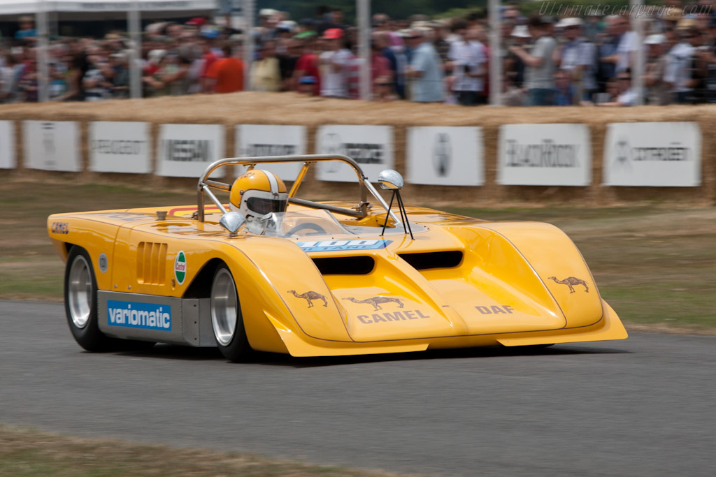 Huron 4A Cosworth DAF Variomatic - Chassis: 02   - 2010 Goodwood Festival of Speed