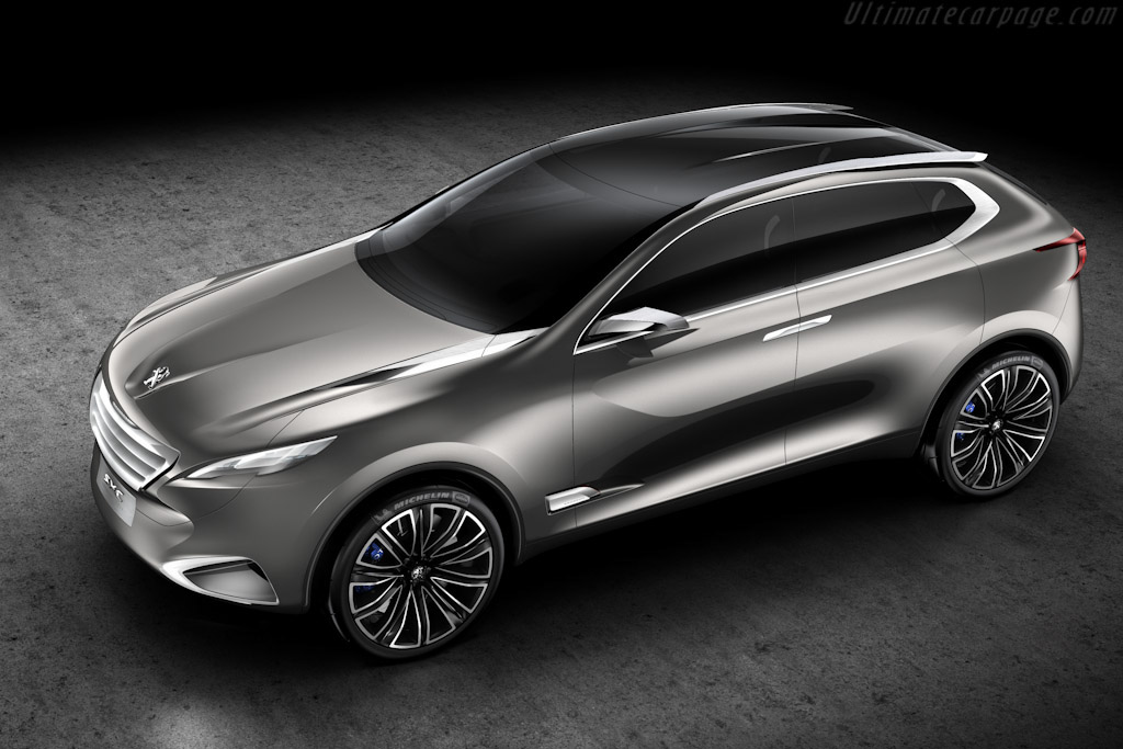 Click here to open the Peugeot SxC Concept gallery