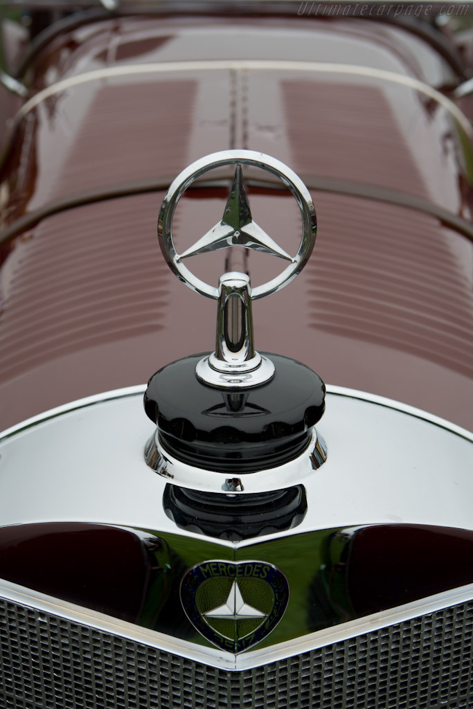 Mercedes-Benz 710 SSK Barker Roadster - Chassis: 36242   - 2008 Pebble Beach Concours d'Elegance