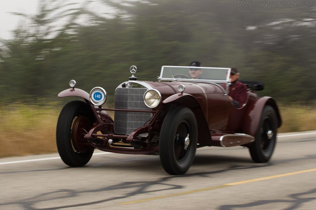 1929 Mercedes Benz 710 Ssk Barker Roadster Images