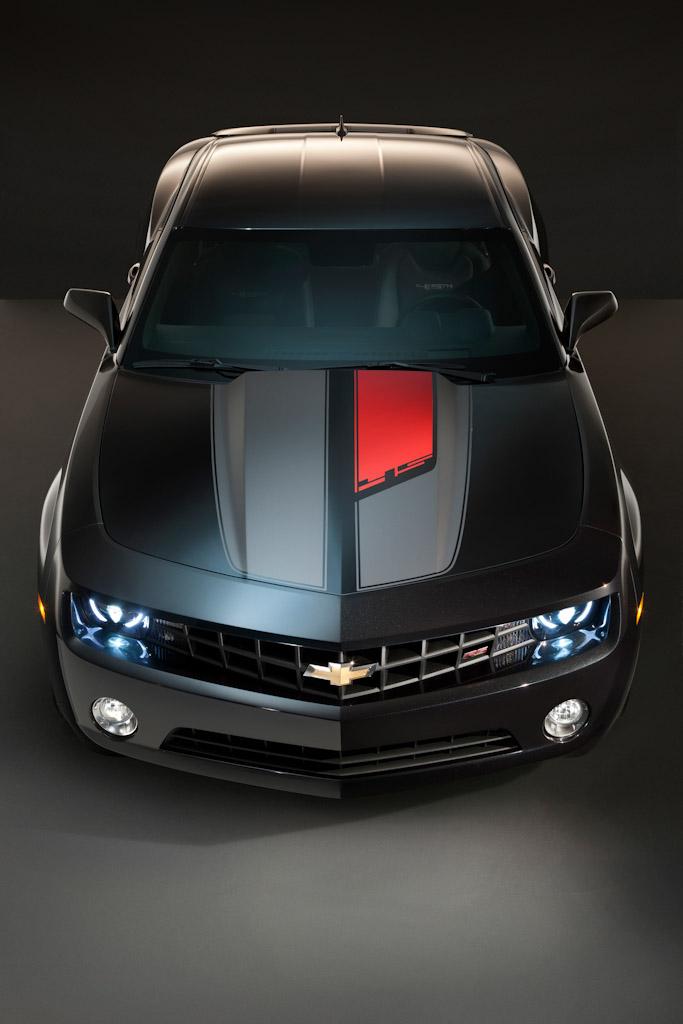 Chevrolet Camaro 45th Anniversary