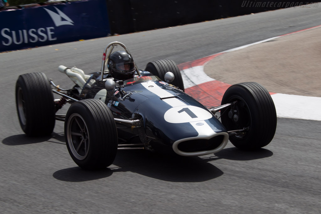 Eagle Mark 1 Climax - Chassis: 101   - 2014 Monaco Historic Grand Prix