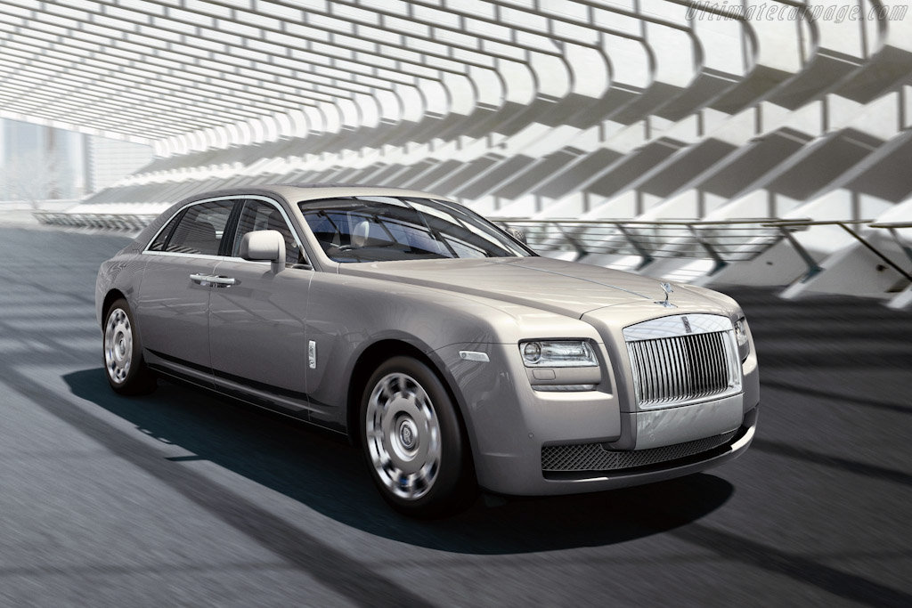 Click here to open the Rolls-Royce Ghost LWB gallery