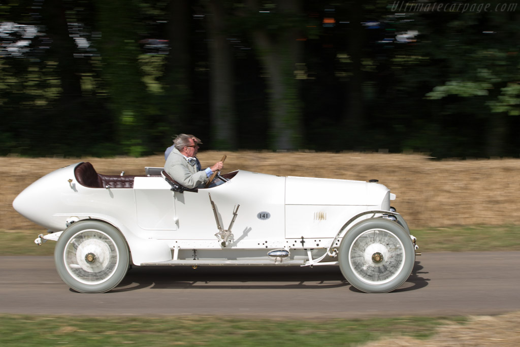 Austro-Daimler 22/86 'Prinz Heinrich' - Chassis: ?   - 2008 Goodwood Festival of Speed