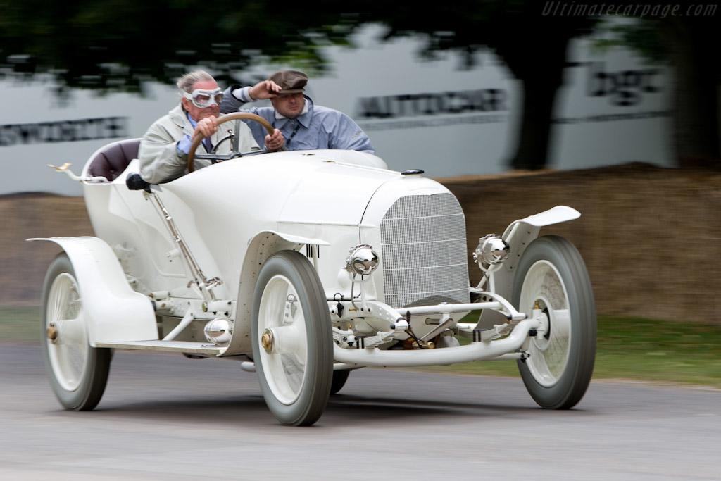 Click here to open the Austro-Daimler 22/86 'Prinz Heinrich' gallery