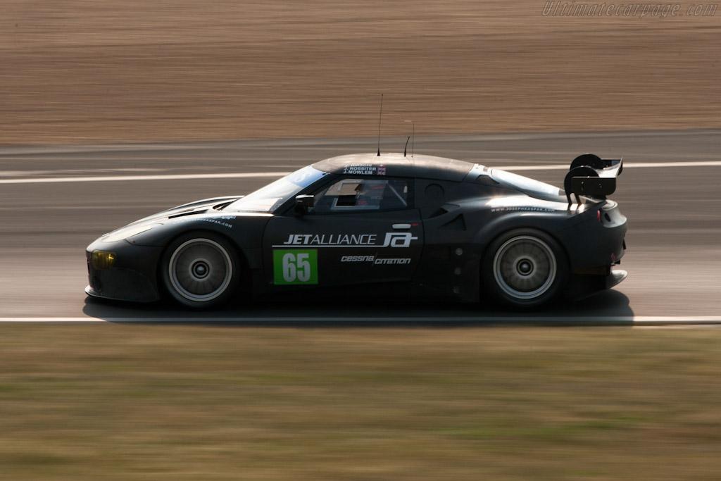 Lotus Evora GTE - Chassis: P001-002   - 2011 Le Mans Test