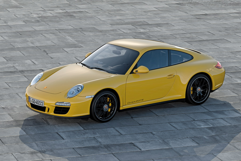 Click here to open the Porsche 997 Carrera 4 GTS gallery
