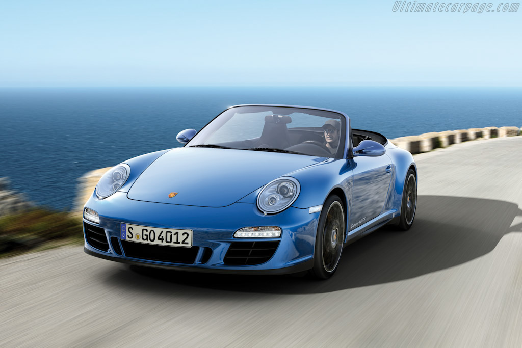 Click here to open the Porsche 997 Carrera 4 GTS Cabriolet gallery